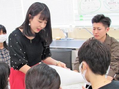 教育実習Ⅱ~実習報告会♪