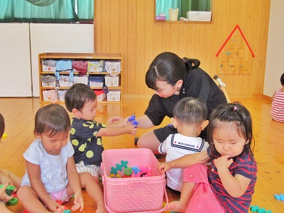たきこ幼児園~プレ実習~